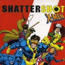 Cómics: SHATTERSHOT / LA PATRULLA-X. ESPECIAL PRIMAVERA CÓMICS FORUM. Lote 200101973