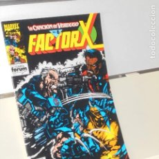 Fumetti: MARVEL COMICS FACTOR X VOL. 1 Nº 69 LA CANCION DEL VERDUGO PARTE 6 - FORUM. Lote 200111017