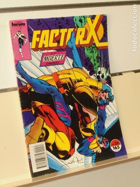 MARVEL COMICS FACTOR X VOL. 1 Nº 33 - FORUM (Tebeos y Comics - Forum - Factor X)
