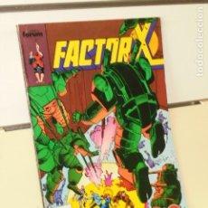 Comics : MARVEL COMICS FACTOR X VOL. 1 Nº 19 - FORUM. Lote 200123641