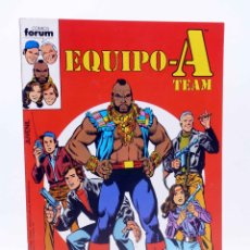 Cómics: EQUIPO A TEAM. SERIE DE TVE 1. ¿QUIÉN ROBA LOS DIAMANTES? (SALICRUP / SEVERIN) FORUM, 1987. OFRT. Lote 289203498