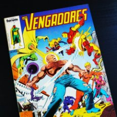 Cómics: EXCELENTE ESTADO LOS VENGADORES 10 FORUM. Lote 200240113