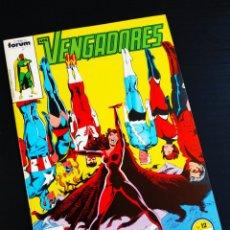 Cómics: DE KIOSCO ESTADO LOS VENGADORES 20 FORUM. Lote 200240273