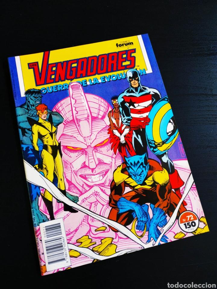 DE KIOSCO LOS VENGADORES 72 FORUM (Tebeos y Comics - Forum - Vengadores)