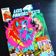 Cómics: EXCELENTE ESTADO LOS 4 FANTASTICOS 13 FORUM. Lote 200270775