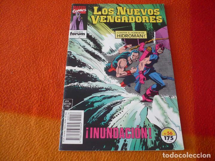 LOS NUEVOS VENGADORES VOL. 1 Nº 56 ¡BUEN ESTADO! MARVEL FORUM (Tebeos y Comics - Forum - Vengadores)