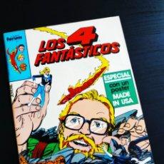 Cómics: EXCELENTE ESTADO LOS 4 FANTASTICOS 21 FORUM. Lote 200272461