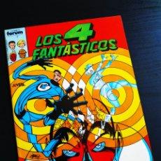 Cómics: DE KIOSCO LOS 4 FANTASTICOS 22 FORUM. Lote 200272592