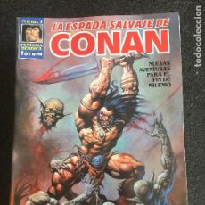 Cómics: LA ESPADA SALVAJE DE CONAN EL BARBARO - VOLUMEN III - COMPLETA 14 NÚMEROS - FORUM - 1997 - ¡NUEVA!. Lote 200364675
