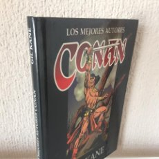 Cómics: LOS MEJORES AUTORES CONAN Nº 4 - GIL KANE - FORUM - 1997 - ¡NUEVO!. Lote 200516952