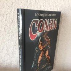 Cómics: LOS MEJORES AUTORES CONAN Nº 3 - ALFREDO ALCALÁ - FORUM - 1996 - ¡NUEVO!. Lote 200517222