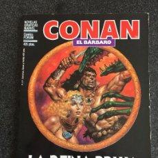 Cómics: CONAN EL BARBARO - LA REINA BRUJA DE AQUERÓN - FORUM - 1986 - ¡BUEN ESTADO!. Lote 200521840