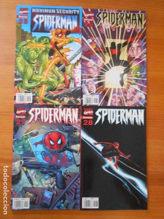 Cómics: SPIDERMAN VOLUMEN 5 COMPLETA - 31 NUMEROS - LOMO ROJO - MARVEL - FORUM (IC) - Foto 9 - 200610960