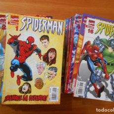Cómics: SPIDERMAN VOLUMEN 5 COMPLETA - 31 NUMEROS - LOMO ROJO - MARVEL - FORUM (IC). Lote 200610960