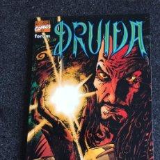 Cómics: DRUIDA - NÚMERO ÚNICO - FORUM - 1999 - ¡NUEVO!. Lote 200801021