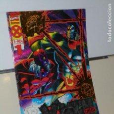 Comics: MARVEL X-MEN OMEGA Nº 1 LA ERA DE APOCALIPSIS - FORUM. Lote 201096775