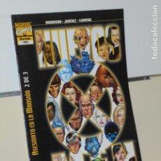 Cómics: MARVEL X-MEN VOL. 2 Nº 99 ASESINATO EN LA MANSION 2 DE 3 NUEVOS X-MEN MORRISON - FORUM. Lote 222478140