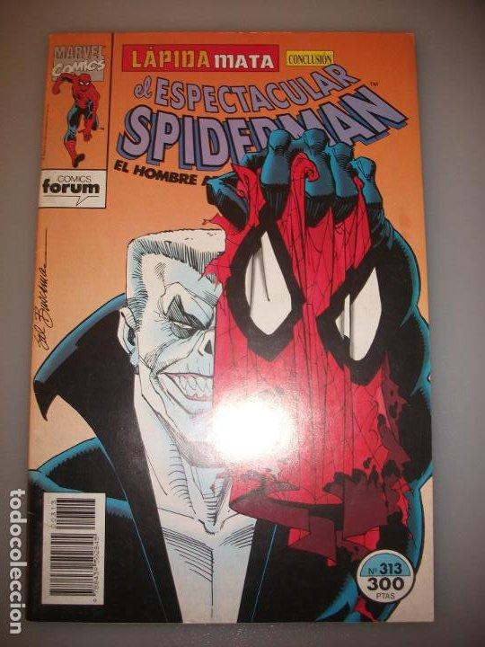 Cómics: Spiderman 313 - Foto 2 - 201269710