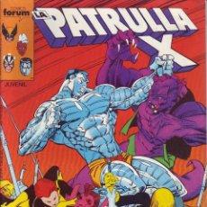 Cómics: LA PATRULLA X - ¡ .... VESTIDA PARA CENAR ! - Nº81 - COMICS FORUM AÑO 1988. Lote 201325423