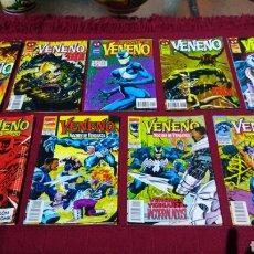 Cómics: COMIC VENENO REDENCIÓN Y NOCHES DE VENGANZA COMPLETAS. Lote 201369356