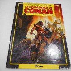Cómics: LA ESPADA SALVAJE DE CONAN EL BÁRBARO. ALBUM ESPECIAL TOMO 35 Q329W. Lote 201496110
