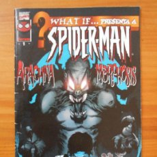 Cómics: WHAT IF VOLUMEN 2 Nº 1 - SPIDER-MAN - MARVEL - FORUM (8I). Lote 201497762