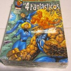 Comics: LOS 4 FANTASTICOS. VOL III HEROES RETURN. COLECCION COMPLETA. 34 NUMEROS. Lote 201731018