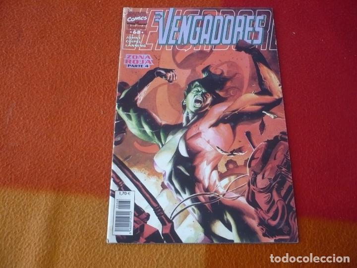 LOS VENGADORES VOL. 3 Nº 68 ( GEOFF JOHNS COIPEL ) ¡BUEN ESTADO! FORUM MARVEL (Tebeos y Comics - Forum - Vengadores)
