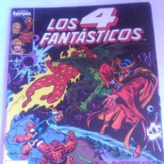 Cómics: LOS 4 FANTÁSTICOS 84. Lote 202003503