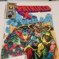 Cómics: PATRULLA X 1985. CONTIENE LOS 5 PRIMEROS NUMEROS! CON POSTER CENTRAL!. Lote 202028421
