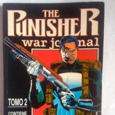 Cómics: THE PUNISHER WAR JOURNAL TOMO 2 . Lote 202107983