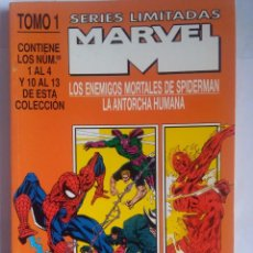 Cómics: SERIES LIMITADAS MARVEL TOMO 1. Lote 202108157