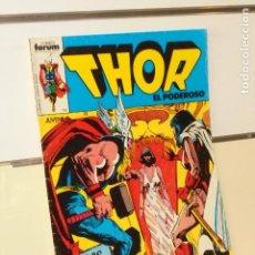 Comics: MARVEL THOR EL PODEROSO VOL. 1 Nº 23 - FORUM. Lote 202349578