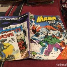 Cómics: LA MASA EL INCREIBLE HULK - VOL1 - Nº12 - FORUM. Lote 202357162