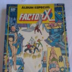 Cómics: ALBUM ESPECIAL FACTOR X. Lote 202412432
