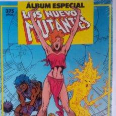 Comics : ÁLBUM ESPECIAL LOS NUEVOS MUTANTES. Lote 202435098