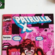 Comics : LA PATRULLA-X VOLUMEN 1 N°102 ( FORUM). Lote 202442493
