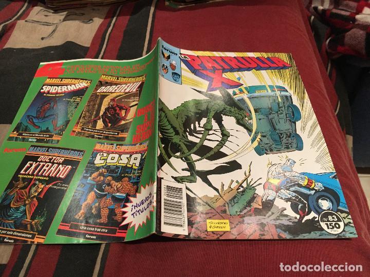 PATRULLA X VOL1 - Nº83 COMICS FORUM (Tebeos y Comics - Forum - Patrulla X)
