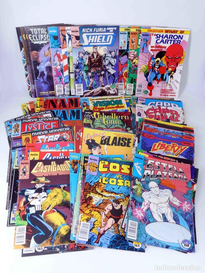 LOTE 70 COMICS FORUM. EL CASTIGADOR, ESTELA PLATEADA, VIETNAM… VER LISTA (VVAA) FORUM, 1988. OFRT (Tebeos y Comics - Forum - Otros Forum)