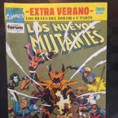 Comics: LOS NUEVOS MUTANTES VOL.1 EXTRA VERANO 1992 LOS REYES DEL DOLOR PARTE I . ( 1987/1992 ).. Lote 202623832