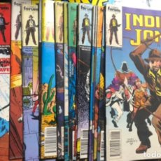 Cómics: INDIANA JONES - COLECCION COMPLETA 26 EJEMPLARES - EDICIONES FORUM. Lote 202634741