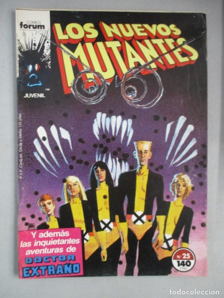 NUEVOS MUTANTES - Nº 25 - VOLUMEN 1 - V1 - FORUM (Tebeos y Comics - Forum - Nuevos Mutantes)