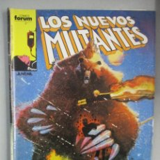 Cómics: NUEVOS MUTANTES - Nº 19 - VOLUMEN 1 - V1 - FORUM. Lote 202646001