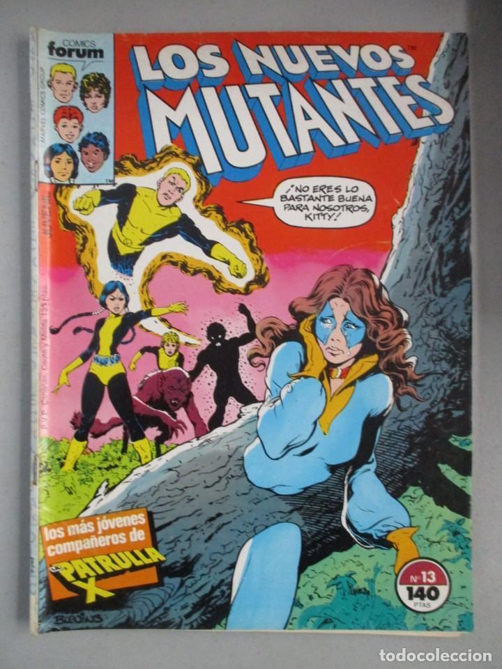 NUEVOS MUTANTES - Nº 13 - VOLUMEN 1 - V1 - FORUM (Tebeos y Comics - Forum - Nuevos Mutantes)