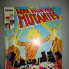 Cómics: NUEVOS MUTANTES - Nº 12 - VOLUMEN 1 - V1 - FORUM. Lote 202646313