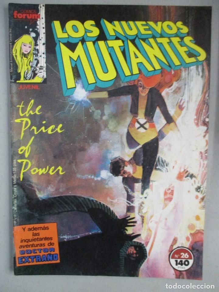 NUEVOS MUTANTES - Nº 26 - VOLUMEN 1 - V1 - FORUM (Tebeos y Comics - Forum - Nuevos Mutantes)