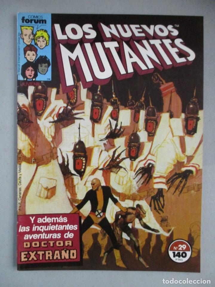 NUEVOS MUTANTES - Nº 29 - VOLUMEN 1 - V1 - FORUM (Tebeos y Comics - Forum - Nuevos Mutantes)