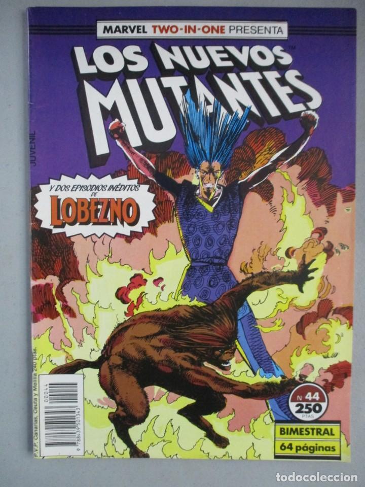 NUEVOS MUTANTES - MARVEL TWO IN ONE - Nº 44 - VOLUMEN 1 - V1 - FORUM (Tebeos y Comics - Forum - Nuevos Mutantes)