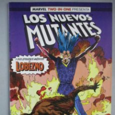 Cómics: NUEVOS MUTANTES - MARVEL TWO IN ONE - Nº 44 - VOLUMEN 1 - V1 - FORUM. Lote 202648711
