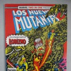 Cómics: NUEVOS MUTANTES - MARVEL TWO IN ONE - Nº 46 - VOLUMEN 1 - V1 - FORUM. Lote 202648860